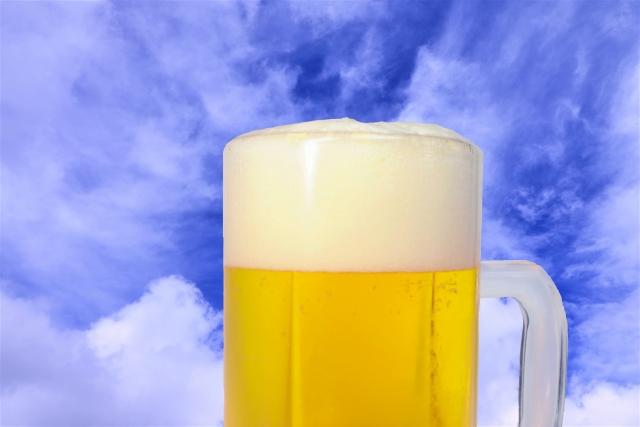 ビール/ミドリトキ色